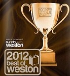 Our city Weston front page 2012